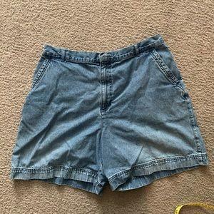 Vtg studio works mom shorts SZ 18